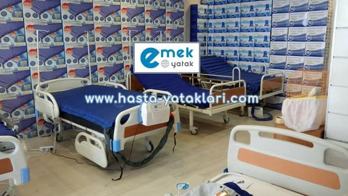 Havalı Hasta Yatakları Çalışma Sistemi