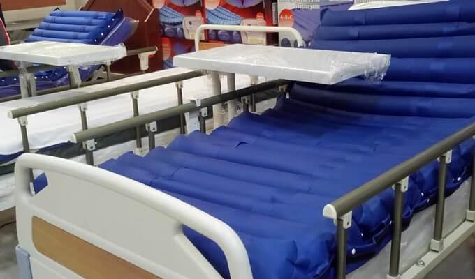 Özel Tasarım Ürünü Hasta Yatakları