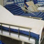 Yüksek Teknolojide Üretilen Hasta Yatakları