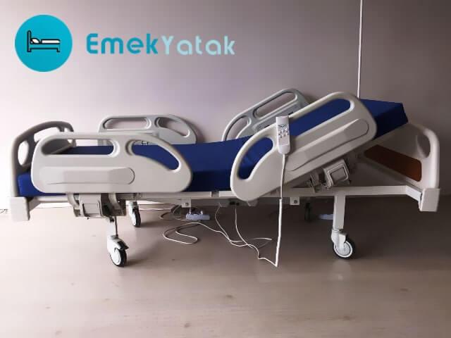 2 Motorlu Full Abs Hasta Karyolası EY-2500