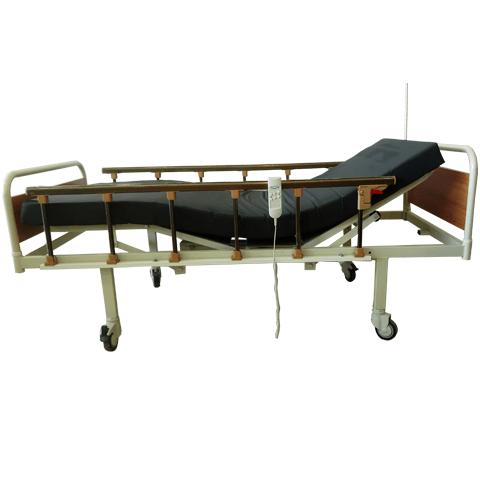 2 Motorlu Kiralık Hasta Yatağı EY-325K