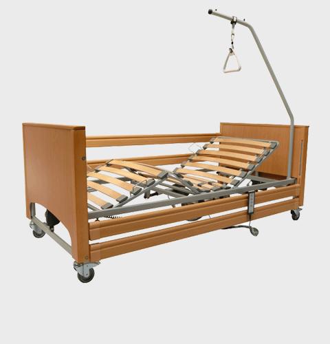 İthal Alman Malı Hasta Yatağı EY-6500