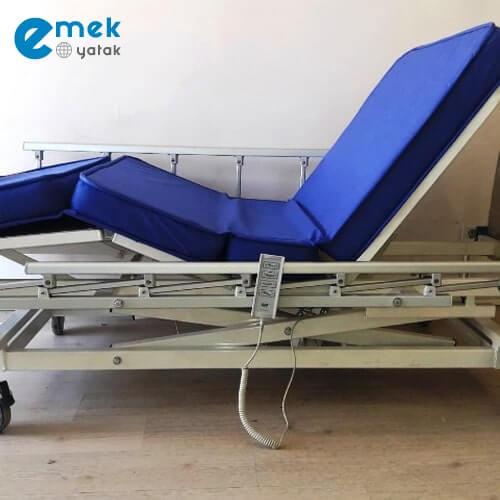 3 Motorlu Emek Hasta Yatağı