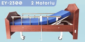 2 Motorlu Hasta Yatağı EY-2300