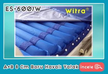 Havalı Hasta Yatağı Witra A+B 8 Cm