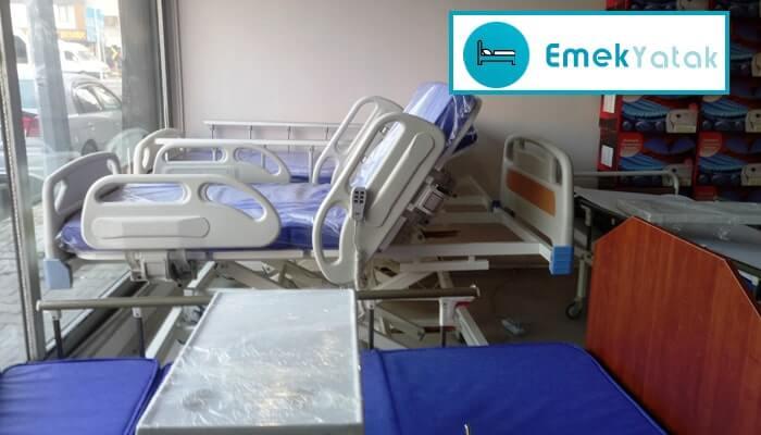 Kullanışlı Tasarımları İle Hasta Yatakları