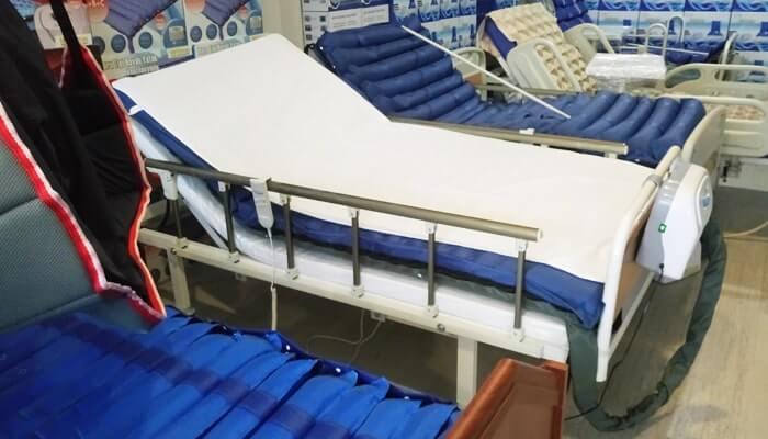 Kumandalı Hasta Yatağı Çeşitleri