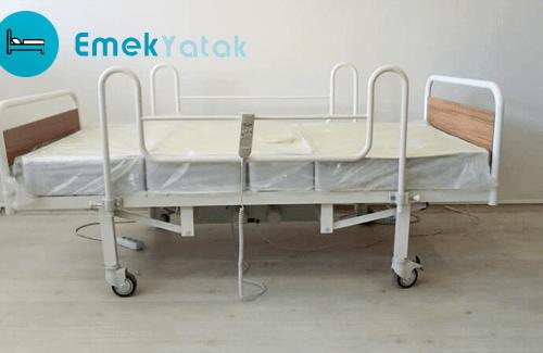 Lazımlıklı Hasta Karyolası EY-1800