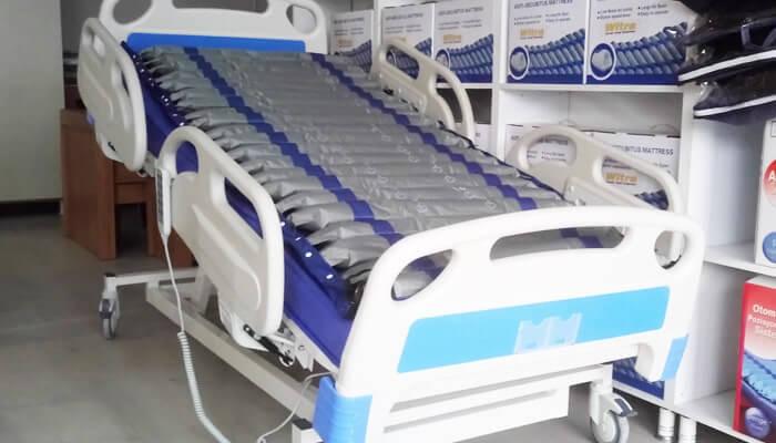 Çok Fonksiyonlu Hasta Yatağı