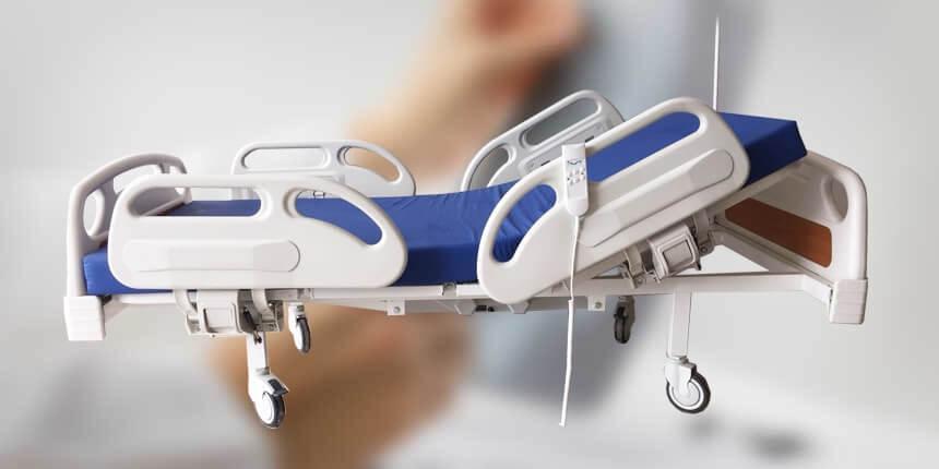 Kiralık 2 Motorlu Hasta Yatağı