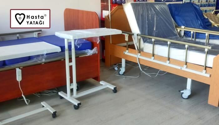 Sağlık İçin Özel Teknolojik Hasta Yatakları