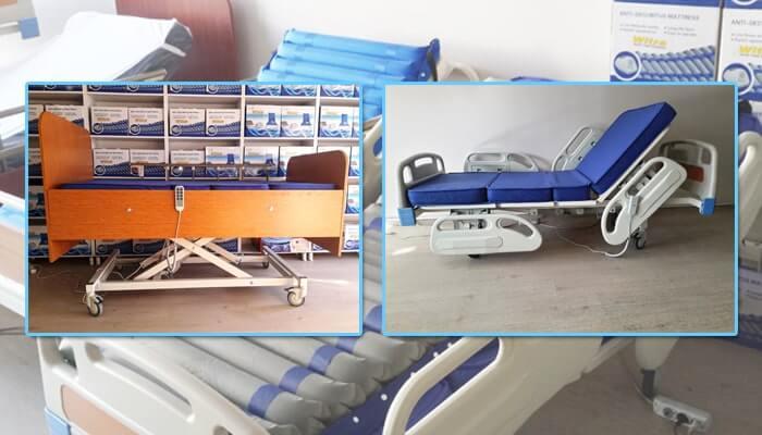 Hasta Yatağı Model Tasarımları