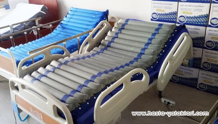 İhtiyaca Uygun Hasta Yatağı Modelleri Bulunuyor