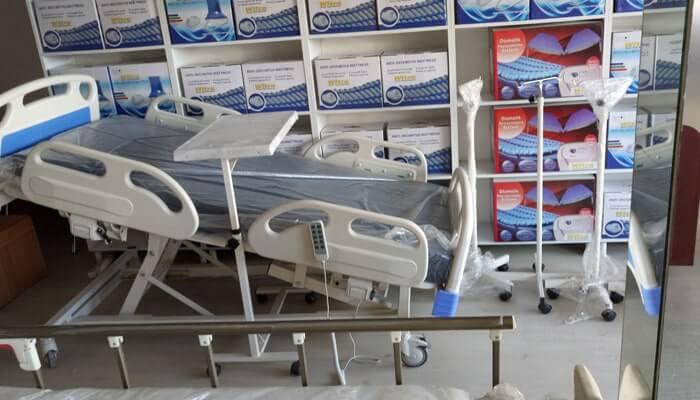 Taşınabilir Hasta Yatağı