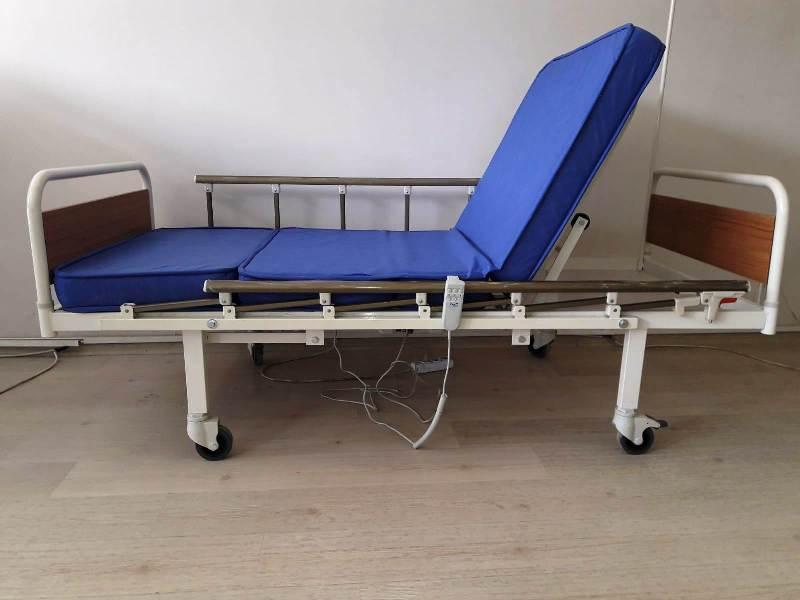 2 Motorlu Hasta Yatağı Modeli
