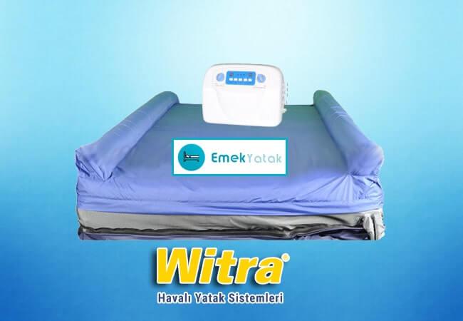 45 Derece Ultra Pozisyon Veren Havalı Yatak