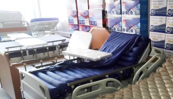 Hasta Karyolası Ve Yatakları