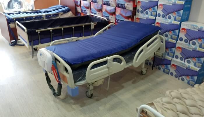 Elektronik Kumandalı Hasta Yatakları
