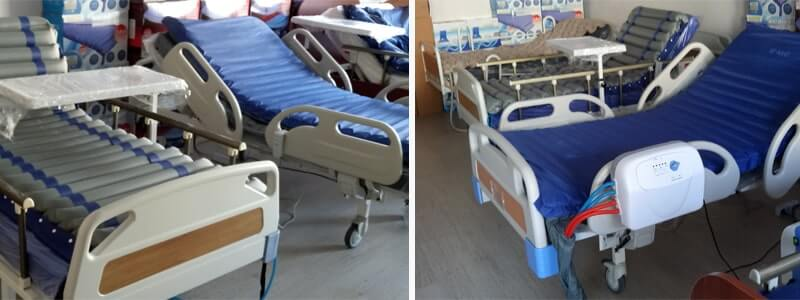 Hasta Yatağı Özellikleri