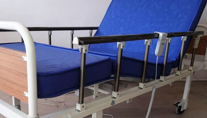 Hasta Yatağı Tasarımı