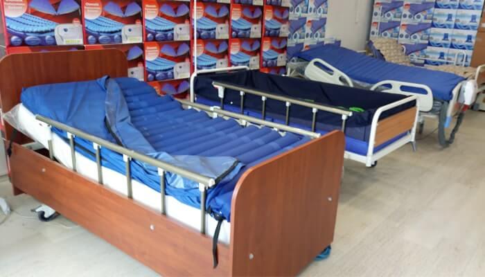 Hasta Yatakları İle Hayat Daha Kolay