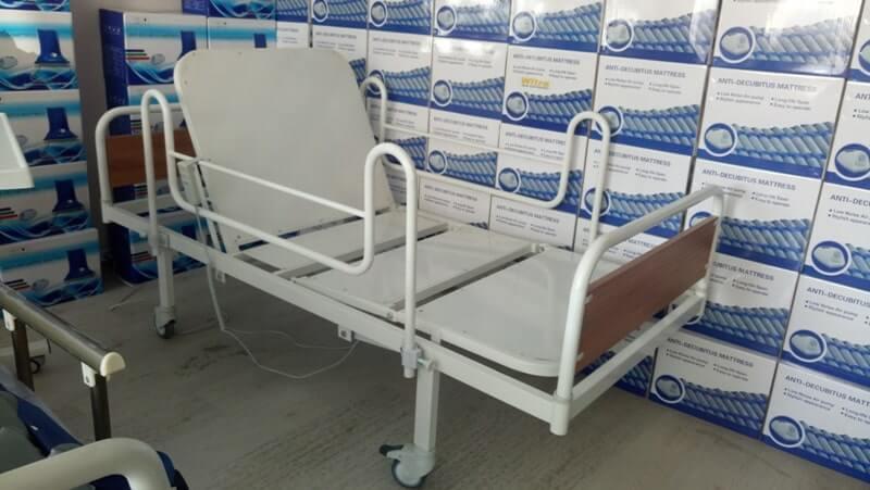 Fonksiyonlu Hasta Yatağı