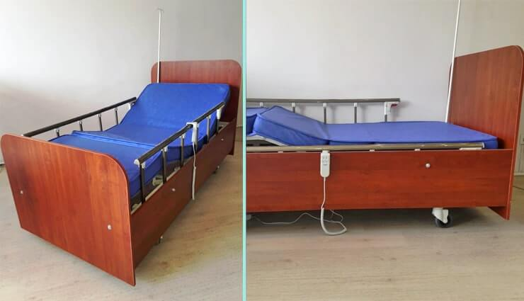Hasta Bakımında Gelişmiş Yatak Teknolojisi