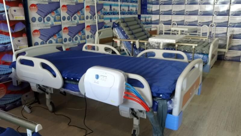 Hasta Yataklarında Rahat Ve Şık Tasarımlar