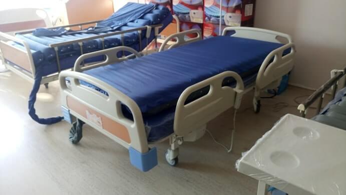 Hasta Yatakları Modelleri