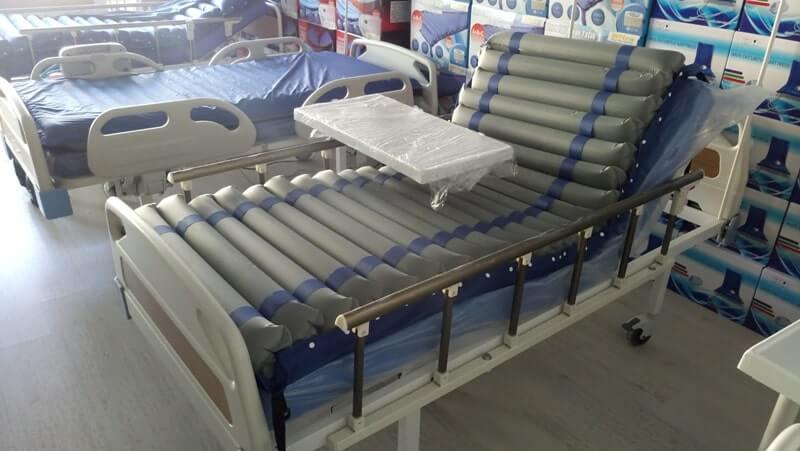 Hasta Yatağı Görseli
