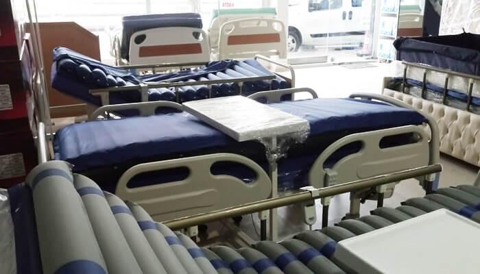İşlevsel Ve Kullanışlı Hasta Yatakları