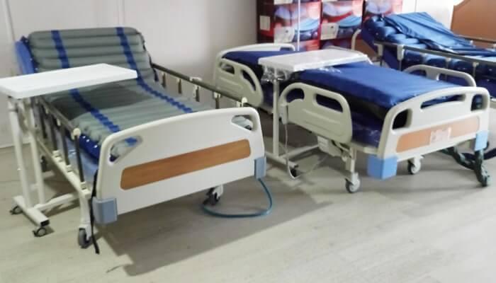 Motorlu Hasta Yatakları