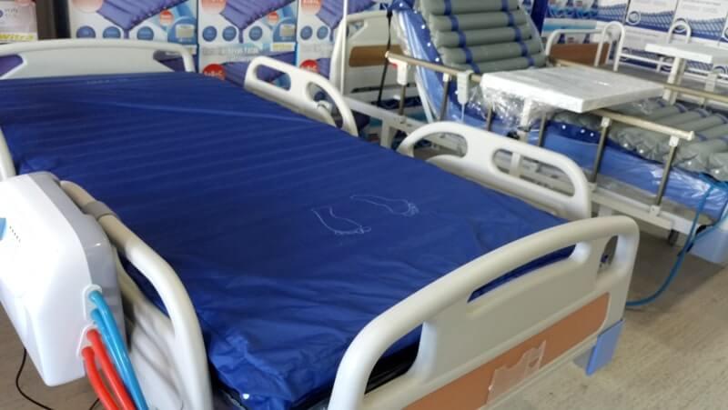 Tedavi Amaçlı Kullanılan Hasta Yatakları