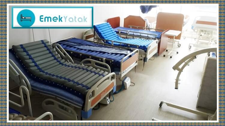 Çeşitli Hasta Yatakları
