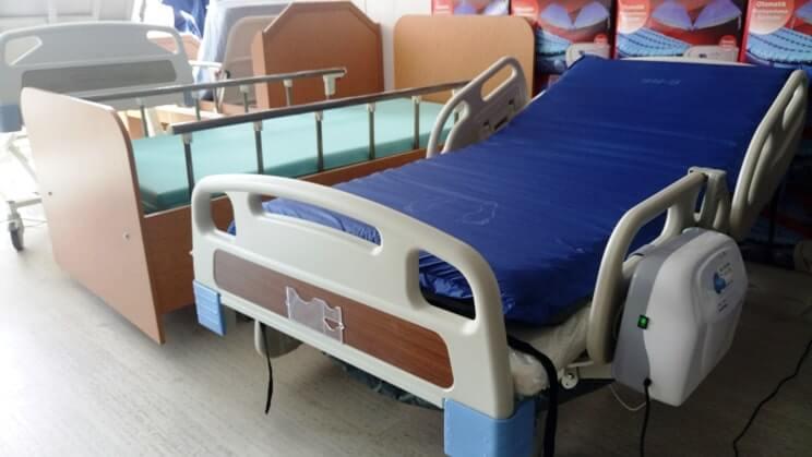 Hijyenik Hasta Yatakları