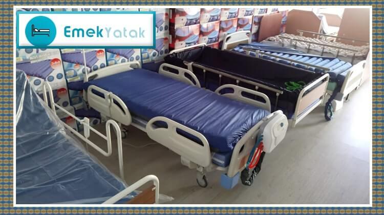 Kaliteli Hasta Yatağı Tasarımları
