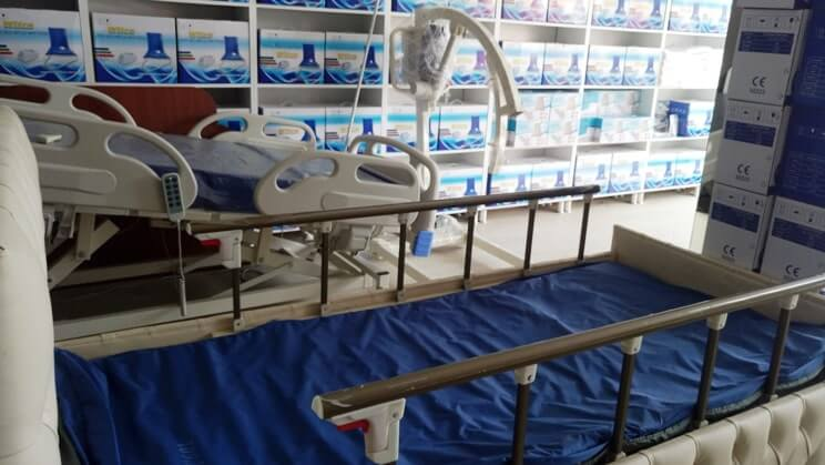 Medikal Havalı Yataklar