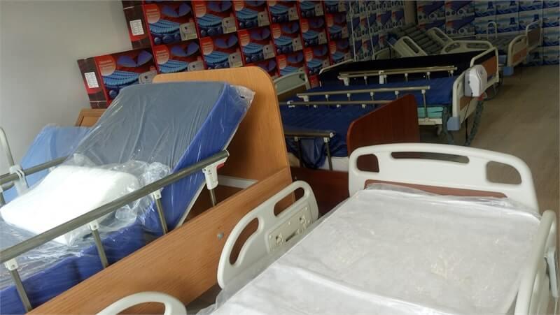 Yatan Hastalar İçin Yatak