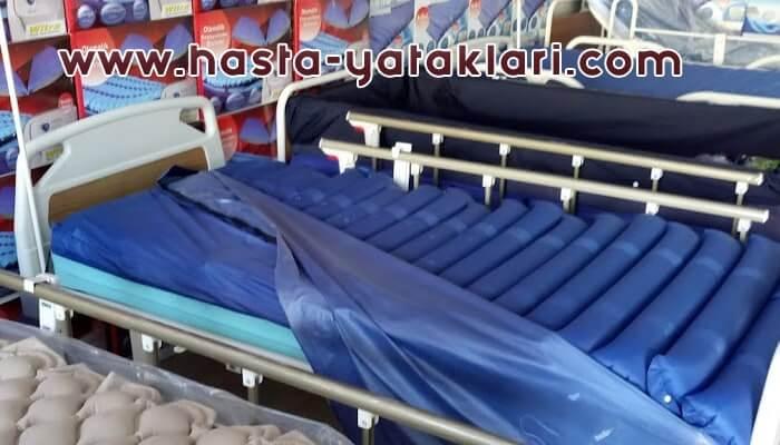 Fren Sistemli Hasta Yatakları