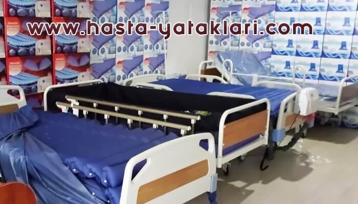Sağlık İçin Gelişmiş Bakım Yatakları