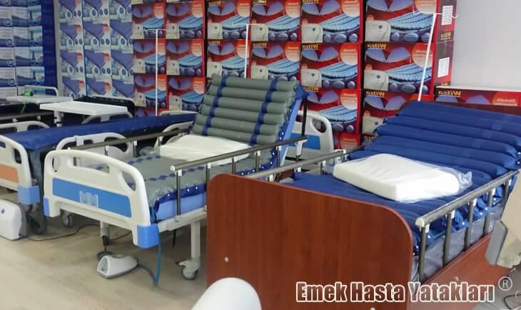 Yeni Hasta Yatağı Tasarımları