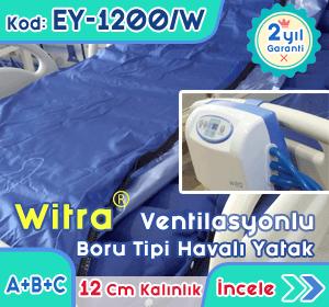 ABC Boru Tipi Havalı Yatak EY-1200/W