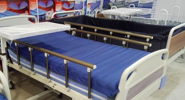 Evde Bakım İçin Hasta Yatakları