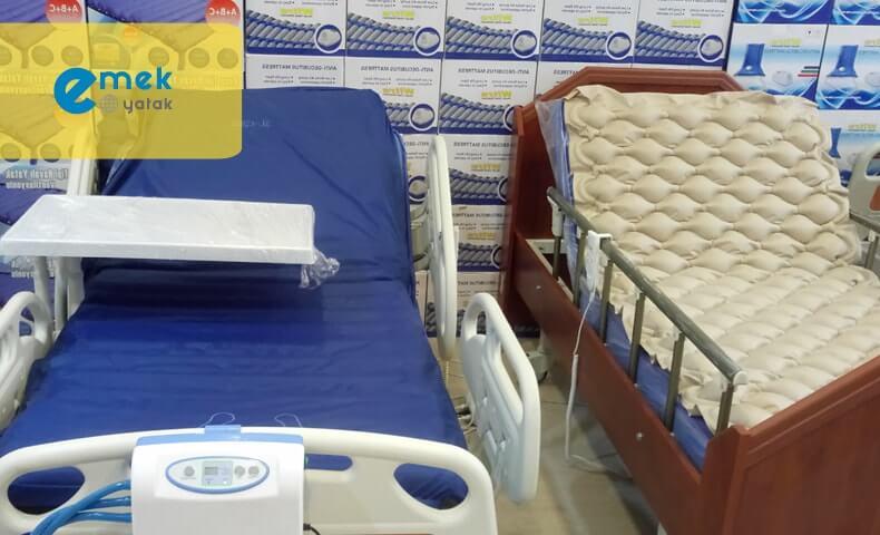 Fonksiyonlu Hasta Yatak Çeşitleri