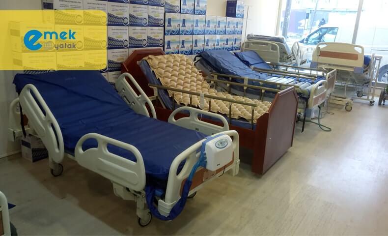 Güvenilir Hasta Yatağı Tasarımları