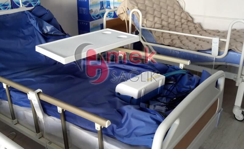 Hasta Havalı Yatak Modeli