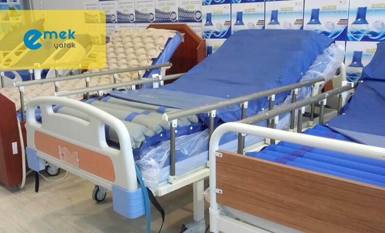 Hasta Yatağı Şilteleri