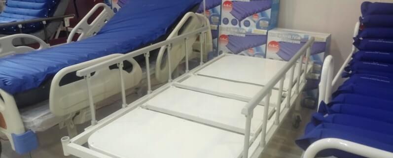 Hastane Yatağı Kurulumu