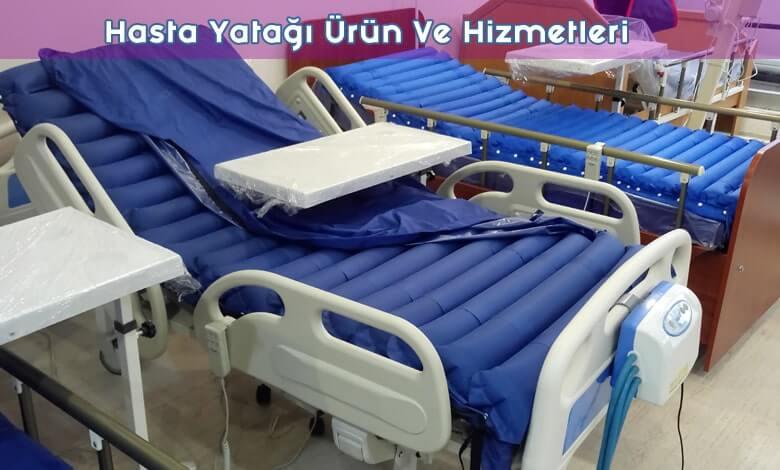 Fatih'de Kiralık Hasta Yatakları