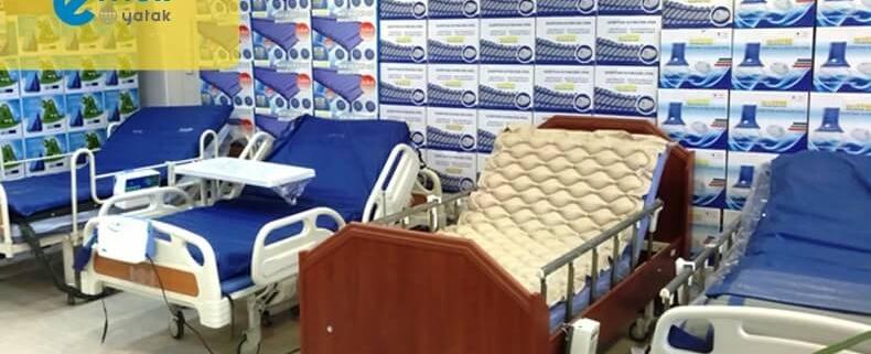 Konya'da Kiralık Hasta Yatakları
